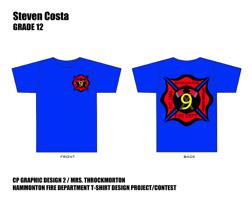 Hfd T Shirt Design Contest Sample Gd2 Portfolio